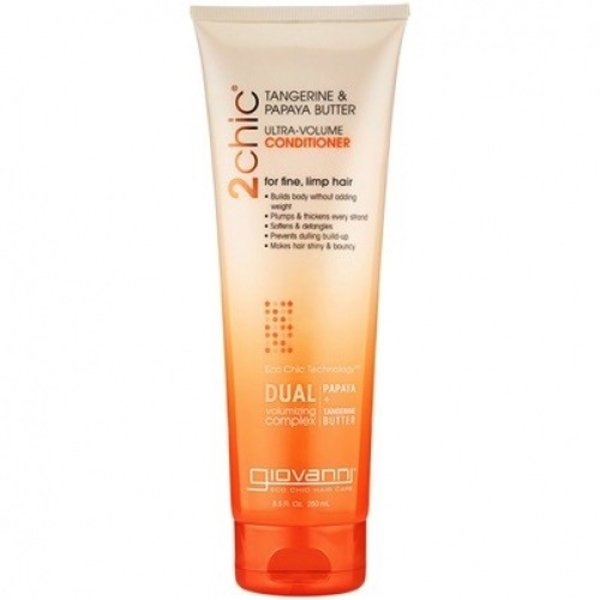 Giovanni Giovanni 2Chic Ultra-Volume Tangerine & Papaya Conditioner 250ml