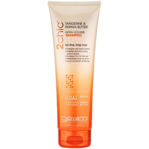 Giovanni Giovanni 2Chic Ultra-Volume Tangerine & Papaya Shampoo 250ml