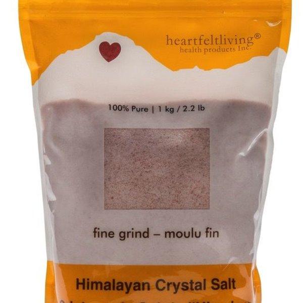 Heartfelt Living Heartfelt Living Himalayan Table Salt 1.155kg