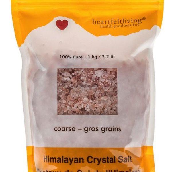 Heartfelt Living Heartfelt Living Himalayan Coarse Salt 1 kg