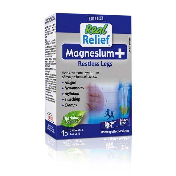Homeocan Homeocan Magnesium+ 45 chew tabs