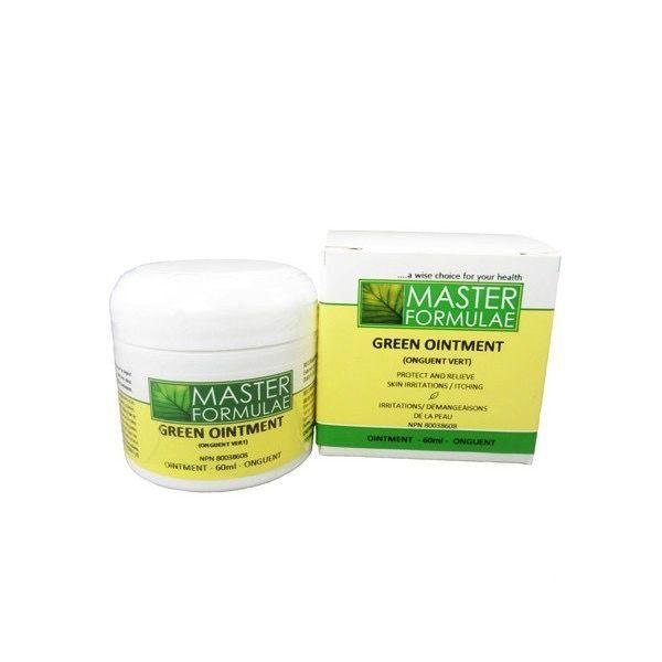Master Formulae Master Formula Physio Repair (Green Ointment) 60ml