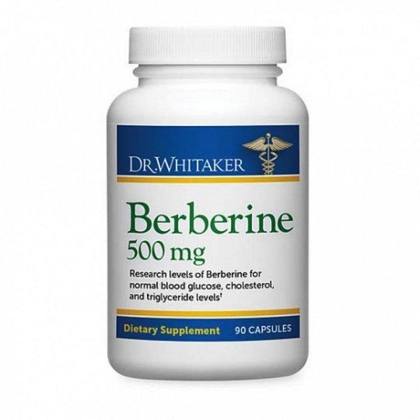 Dr. Whitaker Dr. Whitaker Berberine 500mg 90 vcap