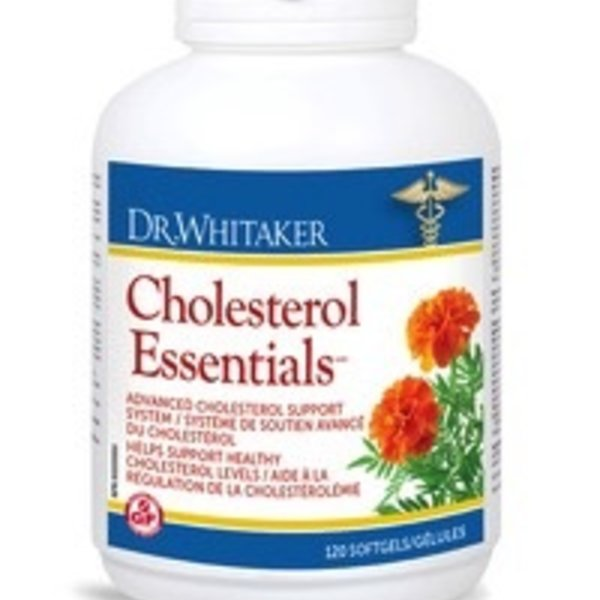 Dr. Whitaker Dr. Whitaker Cholesterol Essentials 120 softgels