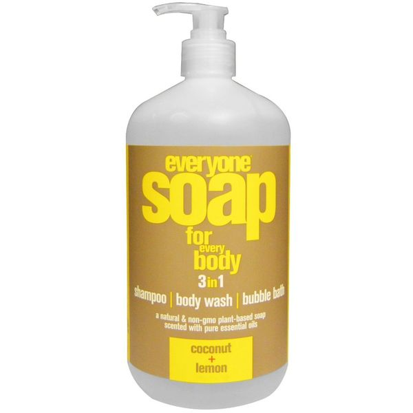 EO EO Everyone Soap 3 in 1 Coconut Lemon 946ml