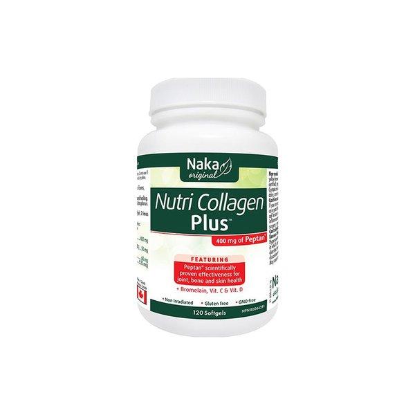 Naka Herbs Naka Nutri Collagen Plus 120 softgels