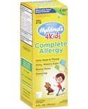 Hyland's Complete Allergy Relief 4 Kids 118 ml
