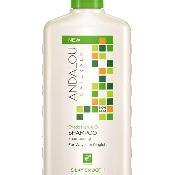 Andalou Naturals Andalou Silky Smooth Marula Oil Shampoo 340 ml