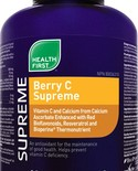 Health First Health First Berry-C Supreme 600mg 180 caps