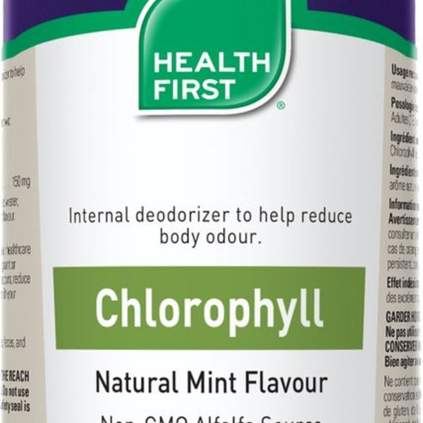 Health First Health First Chlorophyll Liquid 500ml Mint