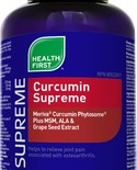 Health First Health First Curcumin Supreme 60 caps