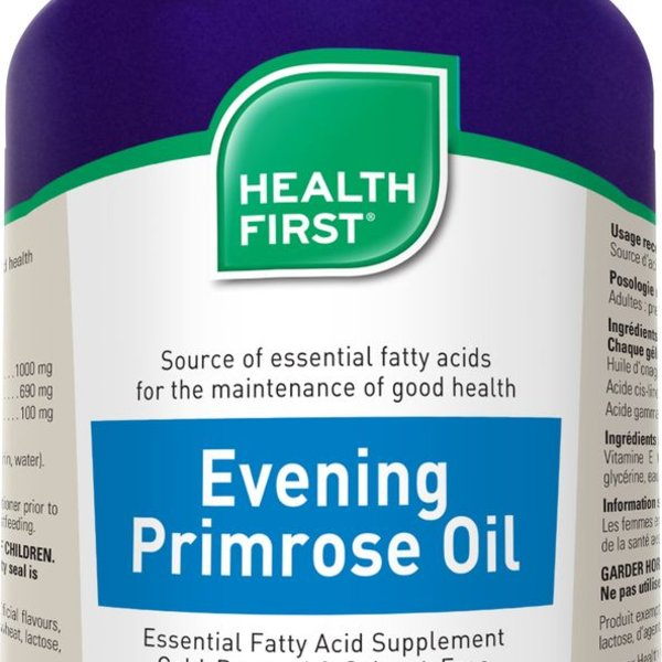 Health First Health First Evening Primrose Oil 180 caps