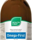 Health First Health First Omega- First Triple Fish Oil Liquid 250ml Lemon