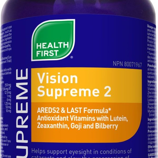 Health First Health First Vision Supreme 50 caps