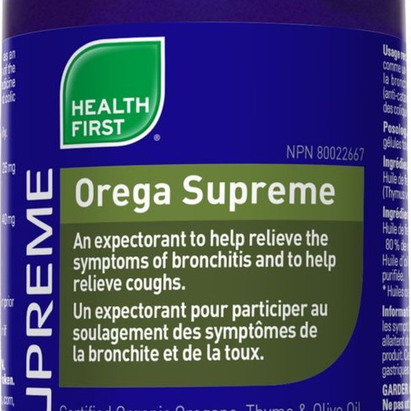 Health First Health First Orega-Supreme 60 caps
