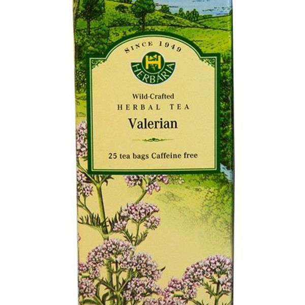Herbaria Herbaria Valerian Tea 25 bags