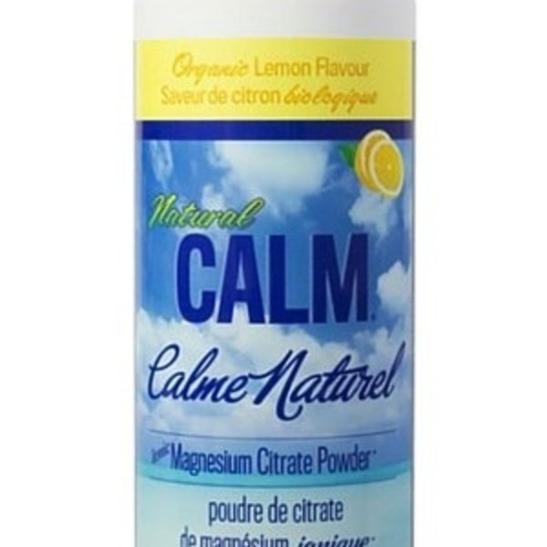 Natural Calm Natural Calm Magnesium Lemon 8oz
