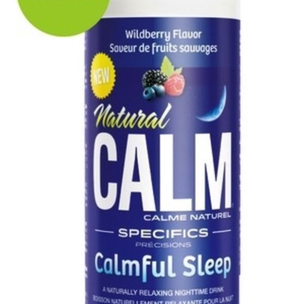 Natural Calm Natural Calm Calmful Sleep Wildberry 4 oz