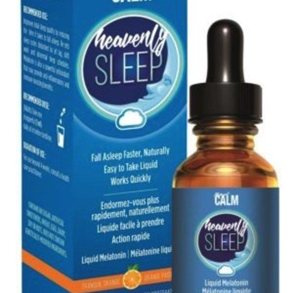 Natural Calm Boltons Calm Heavenly Sleep Melatonin 2oz