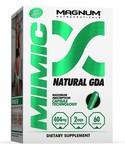 Magnum Nutraceuticals Magnum Mimic 60 caps