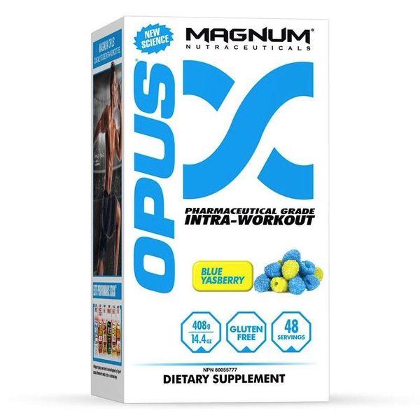 Magnum Nutraceuticals Magnum Opus Blue Yasberry 48 servings