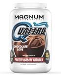Magnum Nutraceuticals Magnum Quattro Chocolate Love 2lb