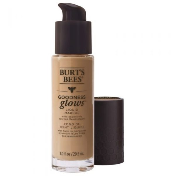 Burts Bees Burt's Bees Goodness Glows Liquid Makeup Natural Beige 1025