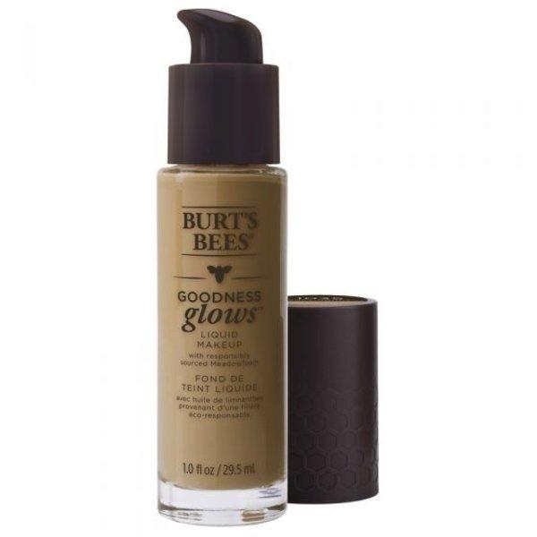 Burts Bees Burt's Bees Goodness Glows Liquid Makeup Soft Honey 1035