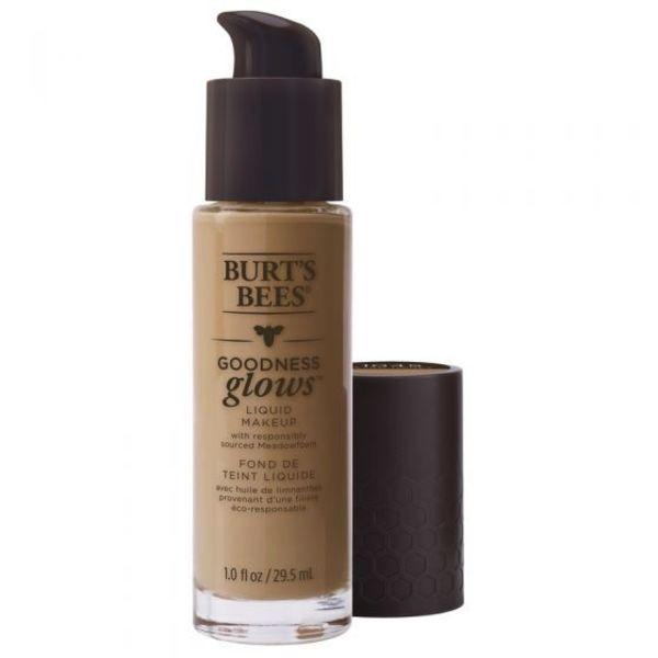 Burts Bees Burt's Bees Goodness Glows Liquid Makeup Warm Honey 1045