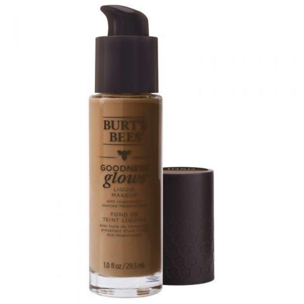 Burts Bees Burt's Bees Goodness Glows Liquid Makeup Rich Caramel 1050