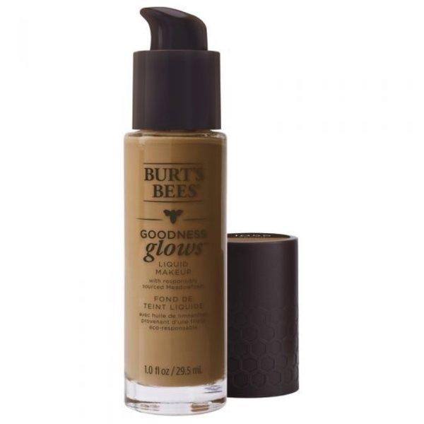 Burts Bees Burt's Bees Goodness Glows Liquid Makeup Pecan 1055