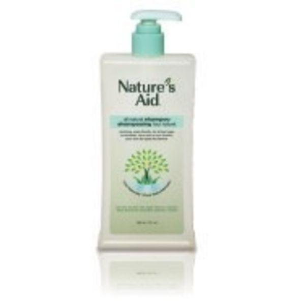 Natures Aid Natural Shampoo 360ml