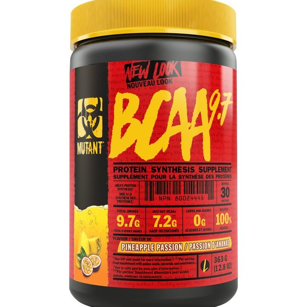Mutant Mutant BCAA 9.7 Pinapple Passion 363 g