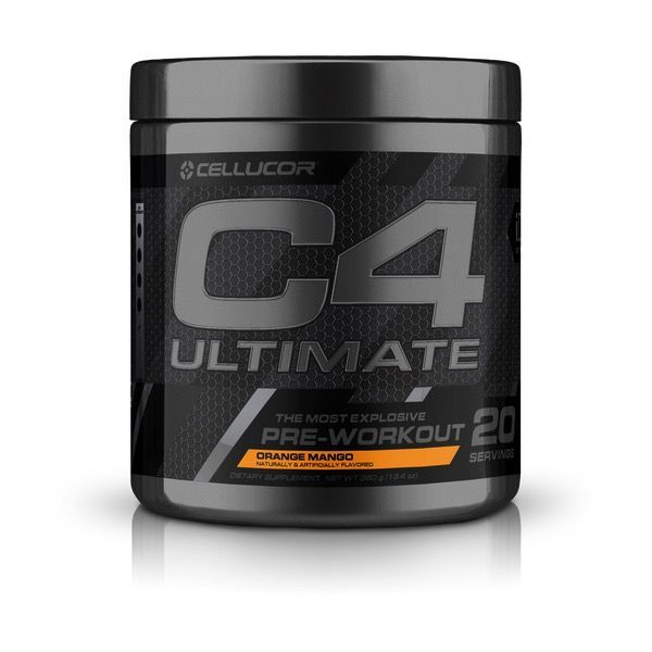 Cellucor Cellucor C4 Ultimate Orange Mango 430 g