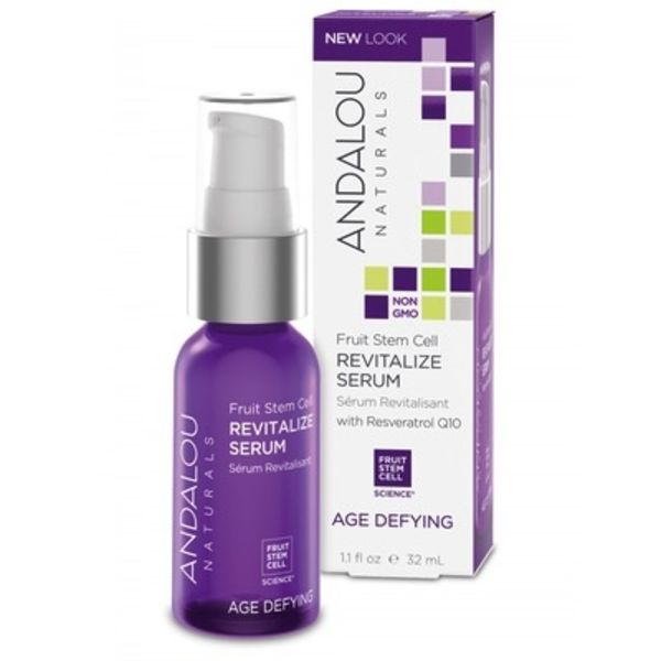 Andalou Naturals Andalou Age Defying Fruit Stem Cell Revitalize Serum 32ml