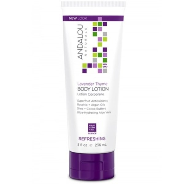 Andalou Naturals Andalou Body Lotion Refreshing Lavender Thyme 236ml