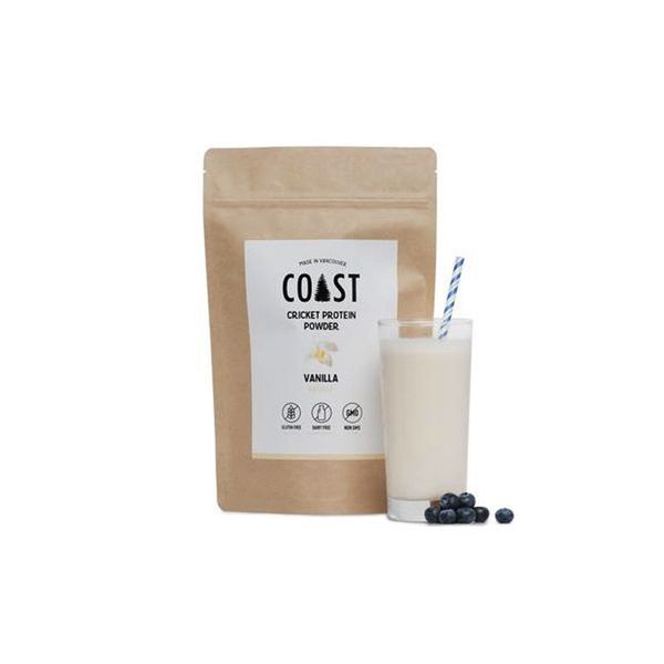 Coast Protein Coast Cricket Protein Powder Vanilla 1lb