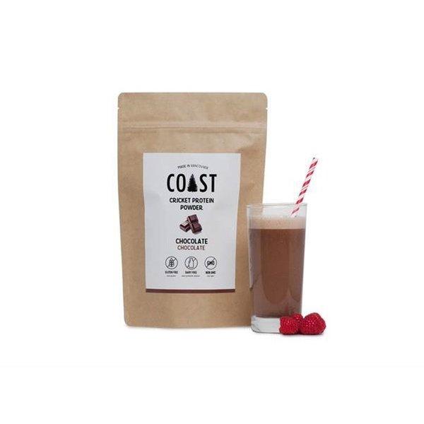 Coast Protein Coast Cricket Protein Powder Chocolate 1lb