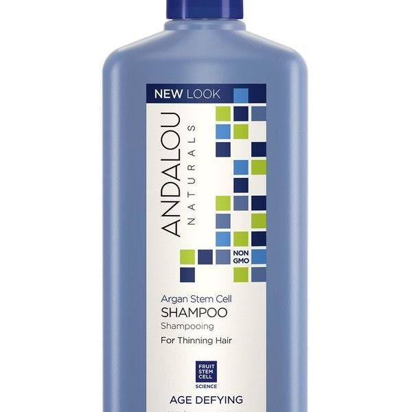 Andalou Naturals Andalou Argan Stem Cell Age Defying Treatment Shampoo 340ml