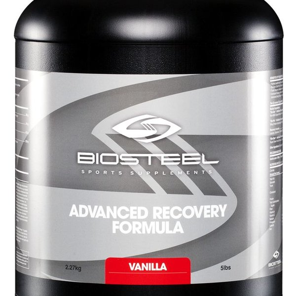 Biosteel Biosteel Advanced Recovery Formula 5lb Vanilla