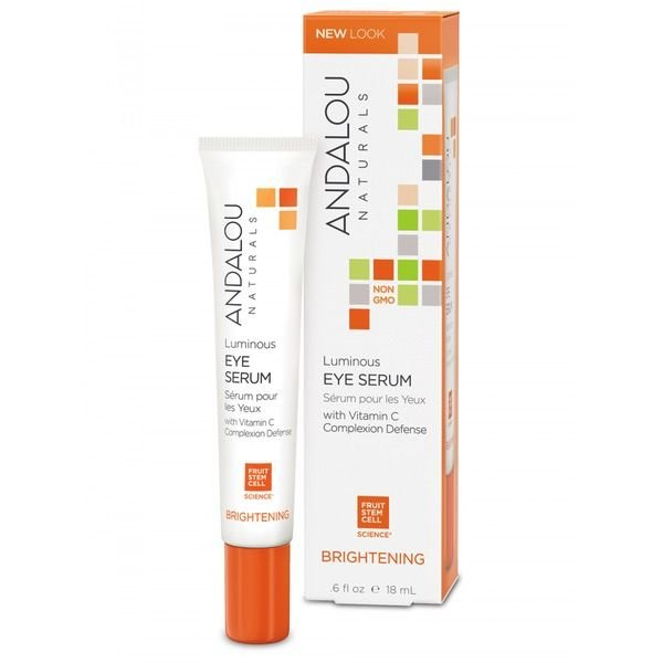 Andalou Naturals Andalou Brightening Luminous Eye Serum 18ml