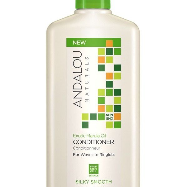 Andalou Naturals Andalou Silky Smooth Marula Oil Conditioner 340ml