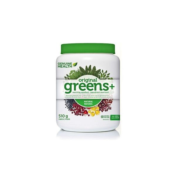 Genuine Health Genuine Health Greens+ 510g
