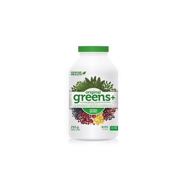 Genuine Health Genuine Health Greens+ 255g