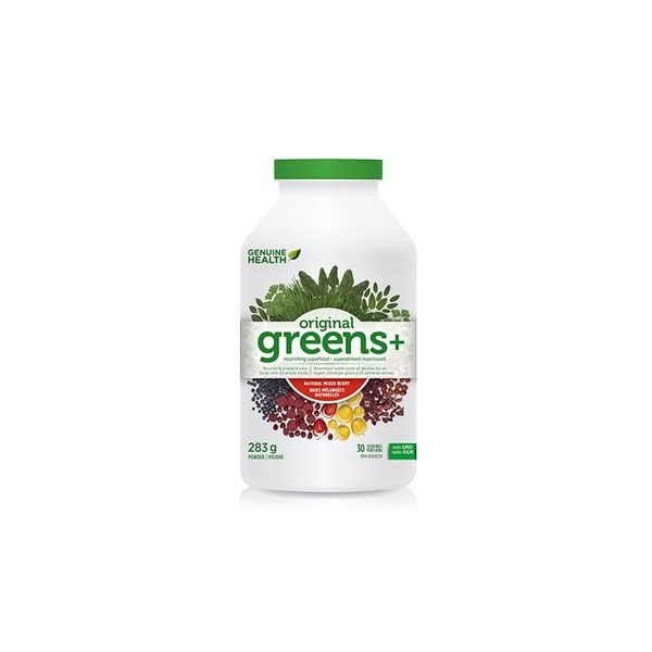 Genuine Health Genuine Health Greens+ Mixed Berry 283g