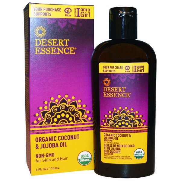 Desert Essence Desert Essence Oil Coconut and Jojoba for Skin and Hair 118ml