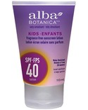 Alba Botanica Alba Kids Sunscreen SPF 40 113g