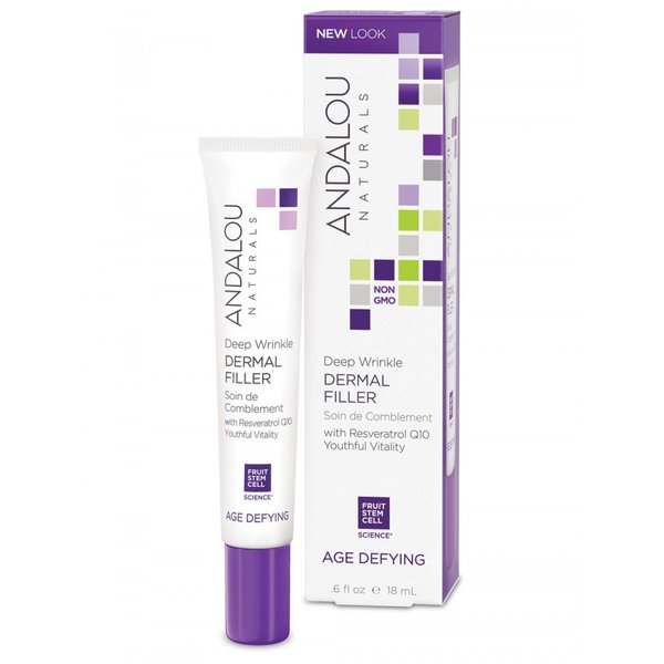Andalou Naturals Andalou Age Defying Deep Wrinkle Dermal Filler 18ml