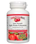 Natural Factors Natural Factors Apple Pectin Rich Super Strength Apple Pectin Concentrate 500mg 90 caps