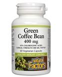 Natural Factors Natural Factors Green Coffee Bean 60 vcaps